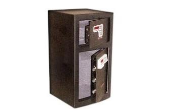 EUROSAFE ES850 Ofis Çelik Kasası (2 kapaklı)