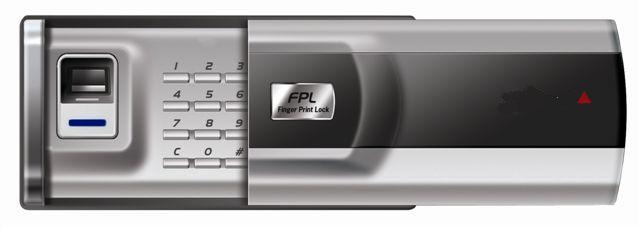 FPL 120 Parmak İzli Çelik Kasa