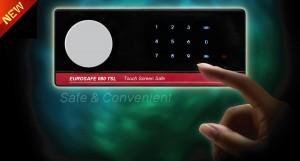 Dokunmatik Ekranlı Kilitleme Sistemi Eurosafe TSL