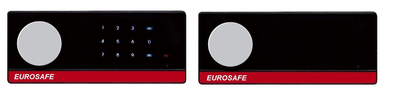 EUROSAFE Dokunmatik Ekran AÇIK - KAPALI Görünüm