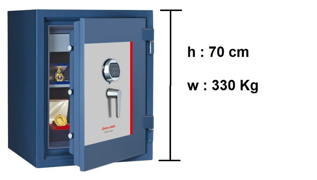ES700 Çelik Kasa (EN1143-1)
