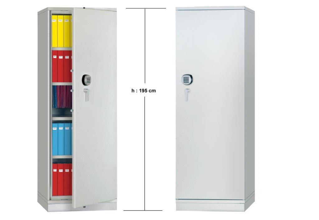 EUROSAFE DC5202 Cupboard ( Reinforced Office Cabinet)