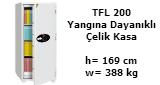 TFL200 Çelik Kasa