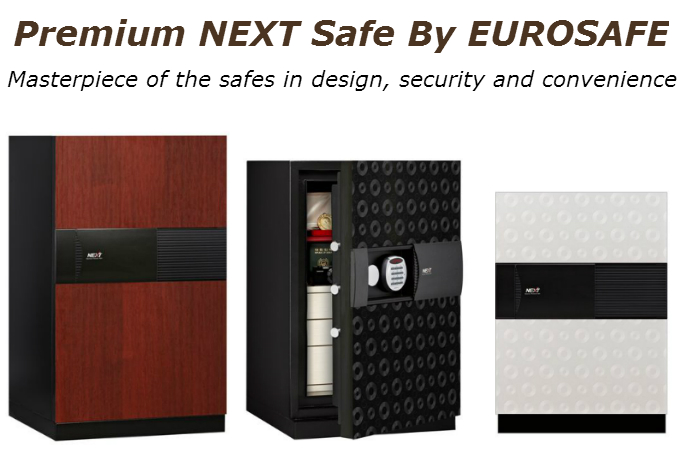 Çelik Kasa Premium Next Serisi