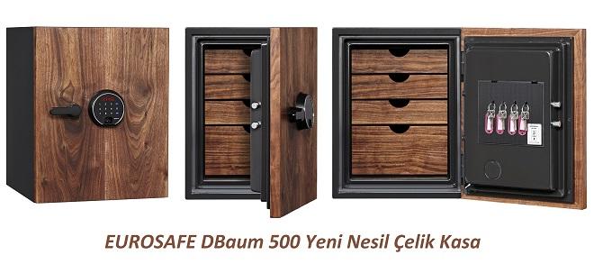 EUROSAFE DBAUM500 Modeli